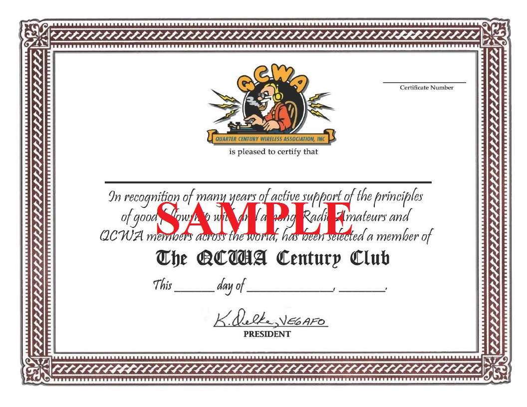 winning certificate wording
