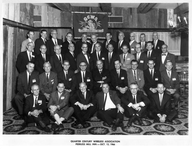 Chapter 9 members in 1966