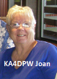 KA4DPW - Joan E. Peters
