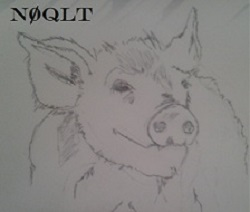 NØQLT - H Russell Smith