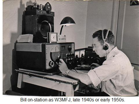 W3AZ - William E. 'Bill' Leavitt